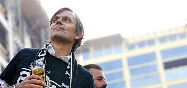 Foto: Hiddink waarschuwt geloofde Cocu: