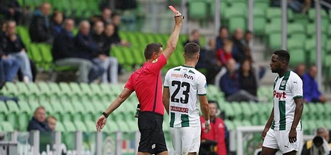 Foto: KNVB wijst scheidsrechters aan: Van Boekel leidt Heerenveen-Ajax