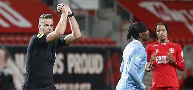 Foto: Van Boekel door het stof na Twente-PSV: