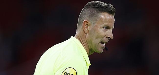Foto: Aanstelling scheidsrechters Eredivisie: met kampioensduel Ajax - AZ