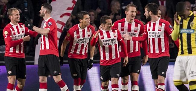 Foto: PSV wil drie à vier nieuwkomers: