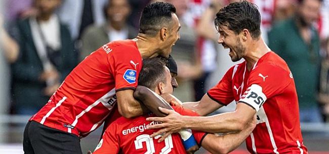 Foto: 'PSV-ster na nieuw galaoptreden 75 miljoen waard'