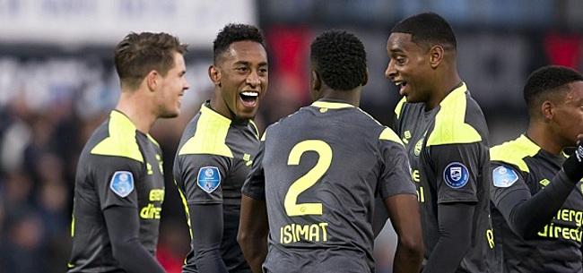 Foto: VIDEO: Eigen doelpunt helpt PSV al snel op voorsprong