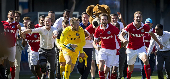 Foto: Zaakwaarnemer heeft duidelijke boodschap: 'Hij wil naar PSV'