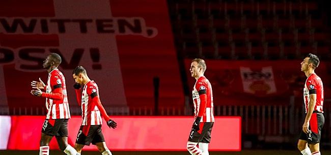 Foto: 'Groot probleem op komst voor PSV-aanvaller'