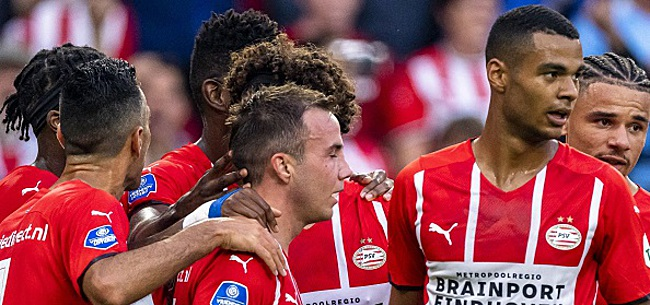 Foto: Buitenland vol lof over PSV-ster:
