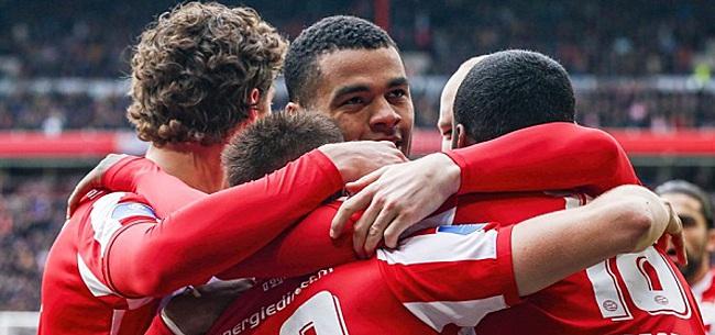 Foto: PSV snakt naar duidelijkheid van UEFA: 'Nog veel onzeker'