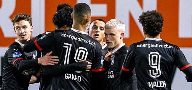 Foto: 'PSV ondergaat ultieme transfervernedering'