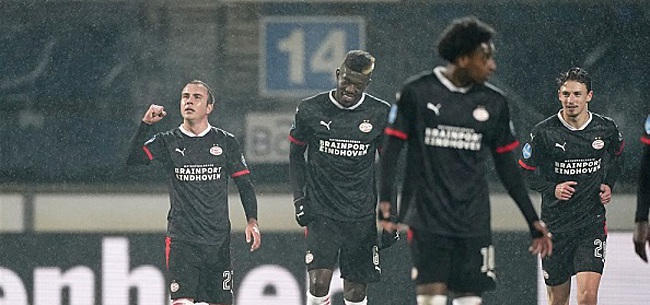 Foto: PSV-fans panikeren na grote tegenvaller: