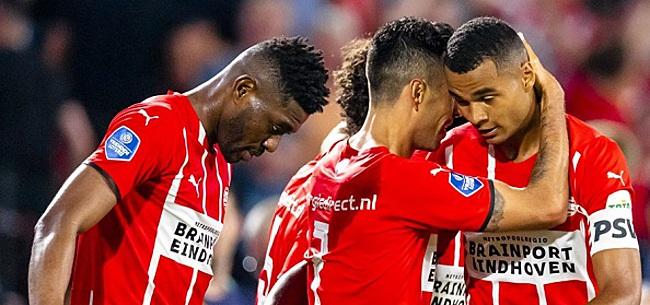 Foto: Opstelling PSV tegen Galatasaray: één wijziging