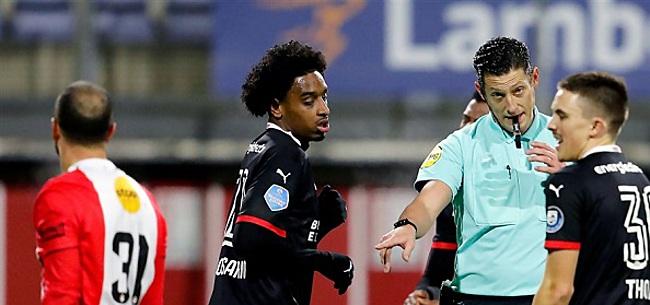 Foto: Antonisse 'heel gelukkig' met PSV-debuut: 'Dát is nu het plan'