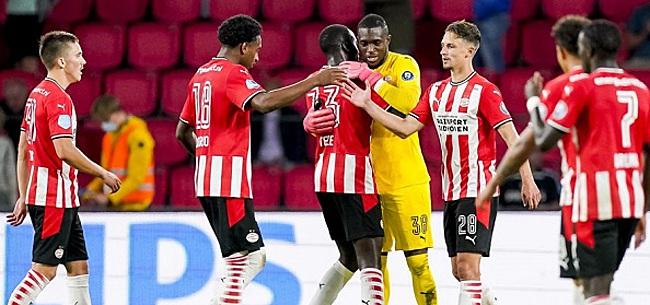 Foto: 'PSV gaat voor transfer na ferme klap'