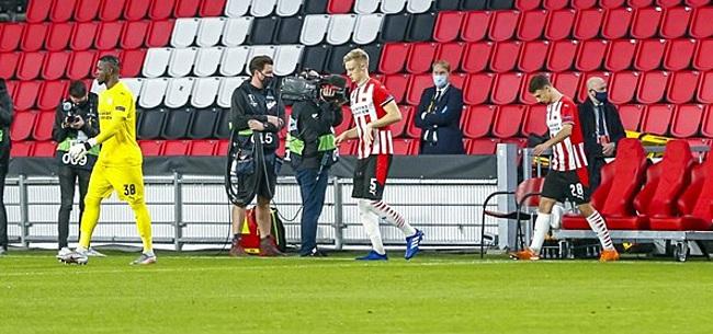Foto: 'KNVB negeerde eigen arts na verzoek van PSV'