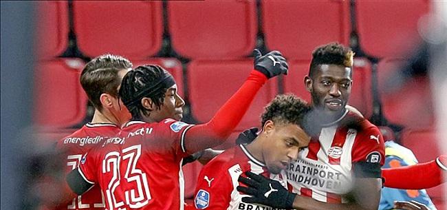 Foto: Vermoedelijke opstelling PSV: Ihattaren op de bank