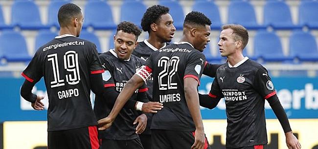 Foto: Enorme dreun voor PSV: basisspelers missen Granada door corona