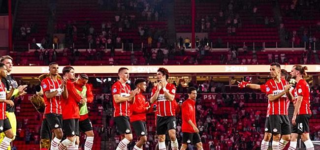 Foto: PSV-fans reageren massaal op CL-loting