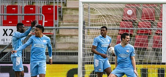 Foto: PSV-revelatie dreigt Nederland links te laten liggen