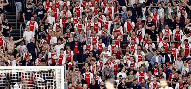Foto: Ajax troeft Europese top af