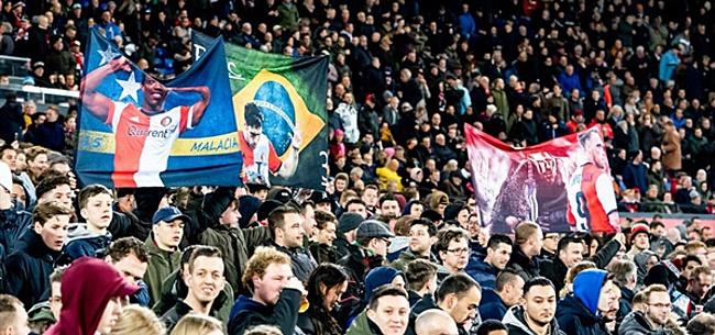 Foto: Stopzetten Eredivisie kan Ajax, PSV, Feyenoord én FC Twente miljoenen kosten