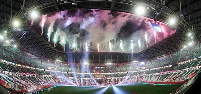 Foto: Spelers in Nederland pleiten voor actie tegen Qatar