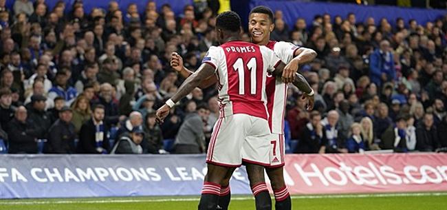 Foto: 'Ajax heeft een enorme inschattingsfout gemaakt'