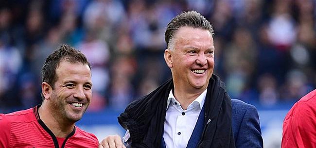 Foto: Van Gaal snapt situatie De Jong: 'Ga er maar aan staan'