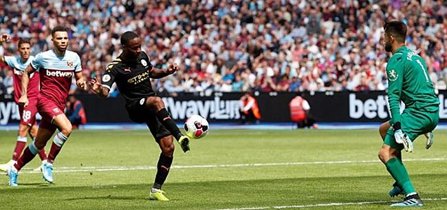 Foto: Sterling blinkt uit in Londen: vijfklapper voor Manchester City