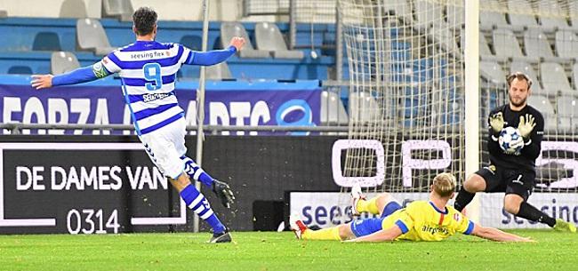 Foto: Seuntjens sluit transfer niet uit: