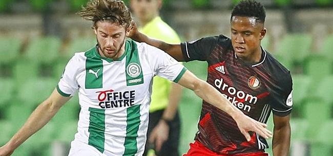 Foto: Feyenoord maakt indruk: 'Als ze iedere week zo spelen...'