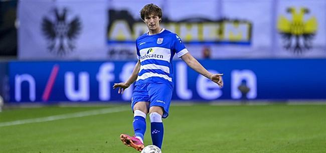 Foto: Ajax lonkt voor PEC Zwolle-talent Rav van den Berg
