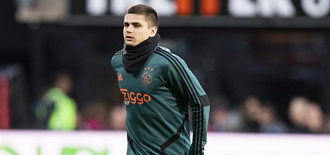 Foto: 'Ajax helpt Club Brugge dichterbij transfer Marin'