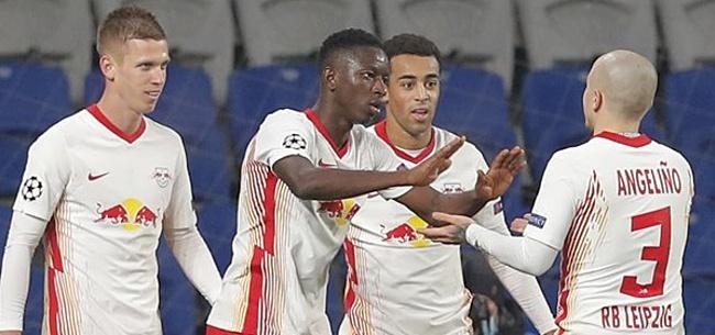 Foto: Leipzig zet United en PSG onder druk, Krasnodar zeker van derde plaats