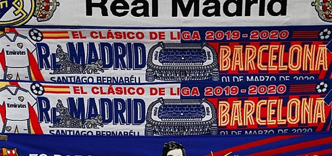Foto: 'Barcelona en Real zwaaien allebei oudgediende uit'