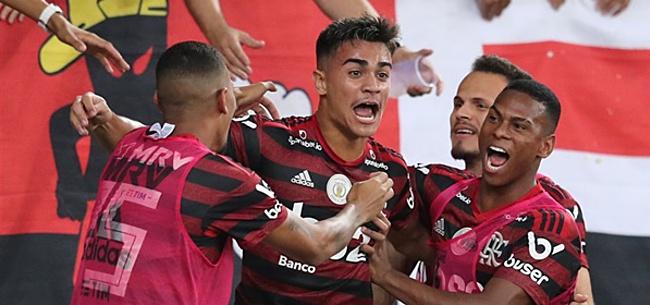 Foto: Flamengo voelt zich in de steek gelaten door Braziliaanse bond