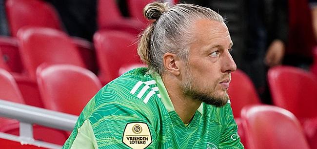Foto: 'Ajax moet op zoek naar keeper'