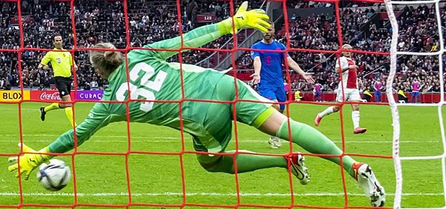 Foto: Remko Pasveer reageert op Ajax-kritiek