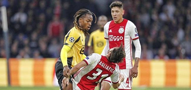 Foto: L'Equipe deelt bizarre rapportcijfers uit na Ajax - Lille