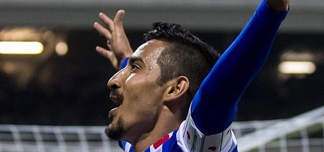 Foto: Eredivisie-rentree Reza in Zwolle: