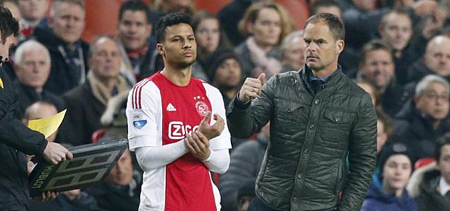 Foto: Roep om vertrek De Boer bij Ajax: