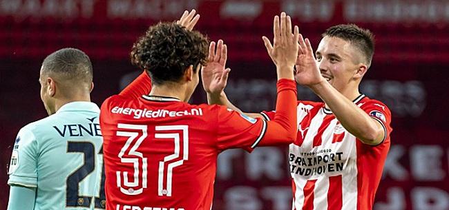 Foto: 'KNVB is helemaal klaar met boos PSV'