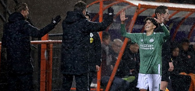 Foto: 'PSV weet opnieuw groot talent aan zich te binden'
