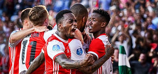 Foto: Feyenoorder geeft toe: 'Er was inderdaad veel interesse'