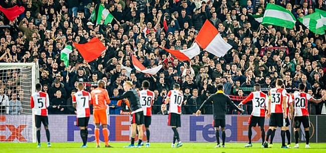 Foto: 'Feyenoord kan binnen paar dagen officieel bod verwachten'