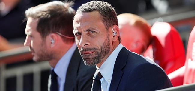 Foto: Ferdinand frustreert Liverpool-fans: