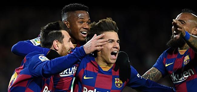 Foto: 'Ajax kan nieuwe poging wagen bij Barcelona-middenvelder'