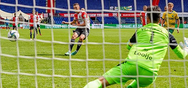 Foto: 'Grof schandaal tijdens Feyenoord - ADO'