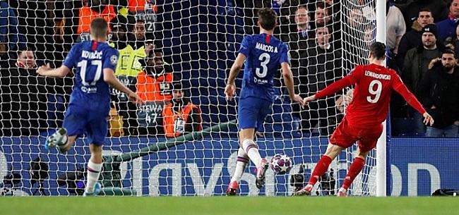 Foto: UEFA beloont ontketend Bayern München in CL-elftal van de week