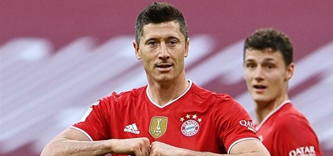 Foto: 'Wie verkoopt er een speler die zestig goals per jaar maakt?'
