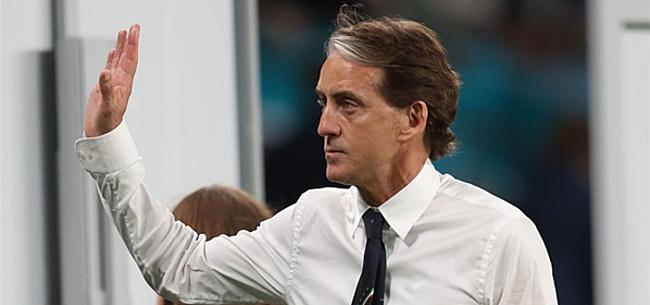 Foto: Mancini: 'Hij verdient de Gouden Bal het meest'