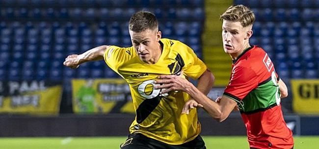 Foto: NEC wint bij NAC, Almere City neemt koppositie over